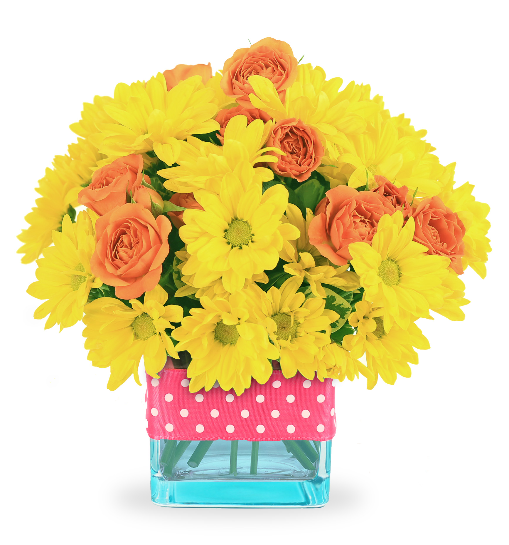 Birthday colorful jubilee columbus oh florist flowerama colorful jubilee same day delivery izmirmasajfo