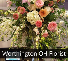 Worthington Ohio Flower Shop
