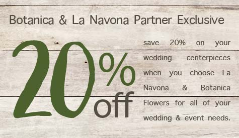 Wedding Flower Discounts Columbus Ohio