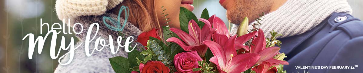 Valentine's Day flowers and gifts in Columbus Ohio